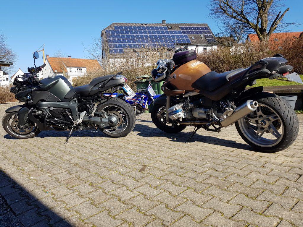 Motorrad Gasthof Happe